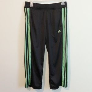 Adidas ATS cooldry crop athletic pants size 10